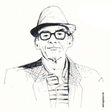 Maurice Maggi: zu Gast ein Macher in Zürich