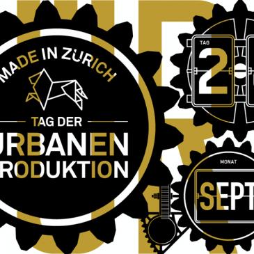 Tag der urbanen Produktion – Die Buchbekleidung wird offen sein!